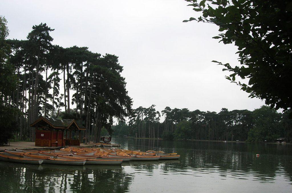 غابة بولونيا في باريس