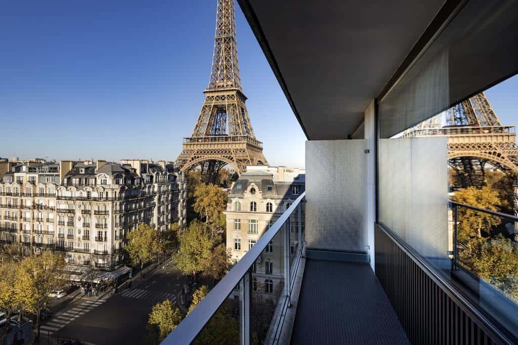 افضل 9 فنادق قريبة من برج ايفل باريس موصى بها 2020