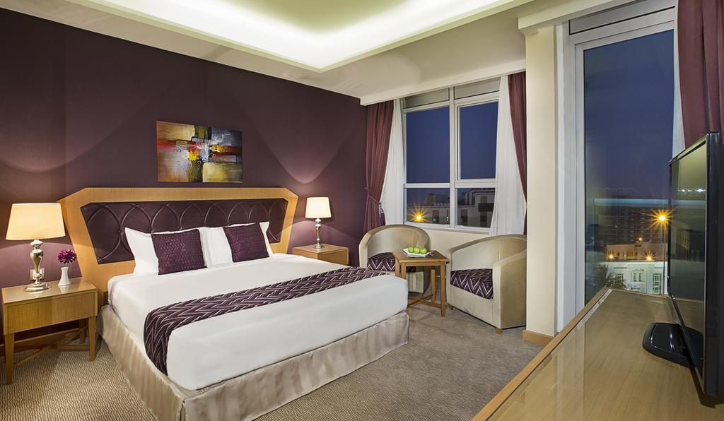 تقرير مصور عن فندق التنفيذيين العليا الرياض
