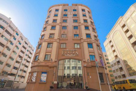 تقرير مفصل عن فندق يوريكا دبي