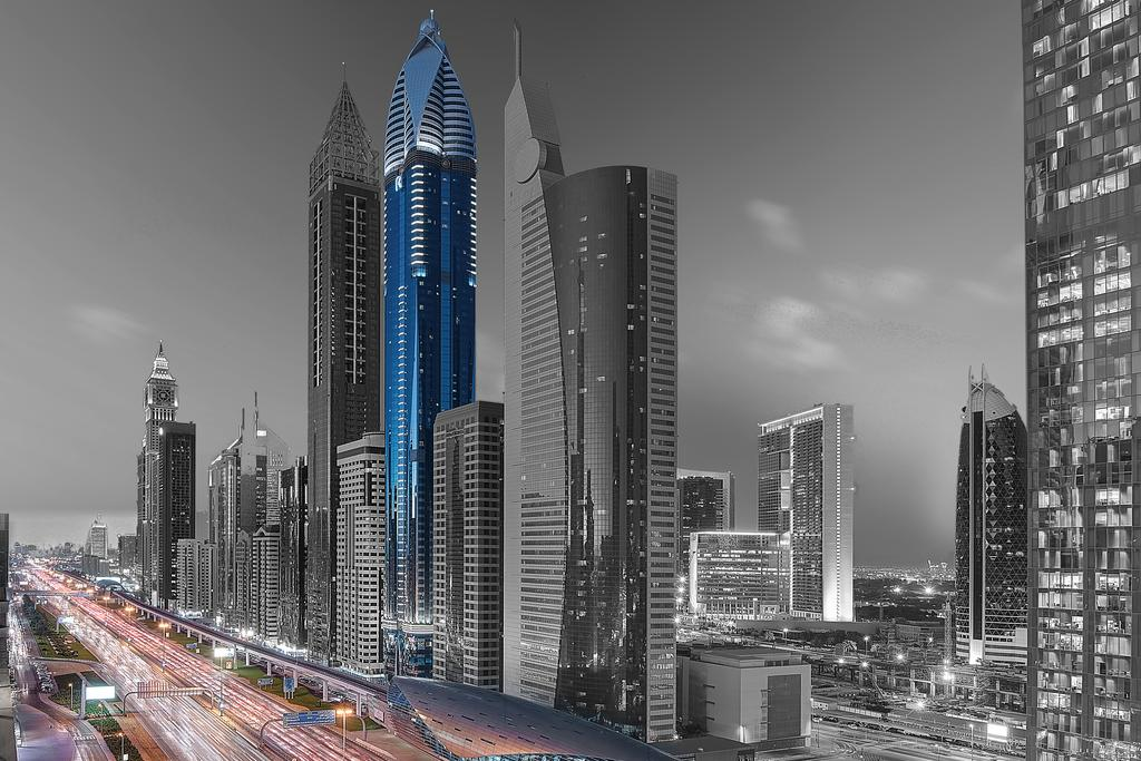 تقرير مفصل عن فندق روز ريحان دبي