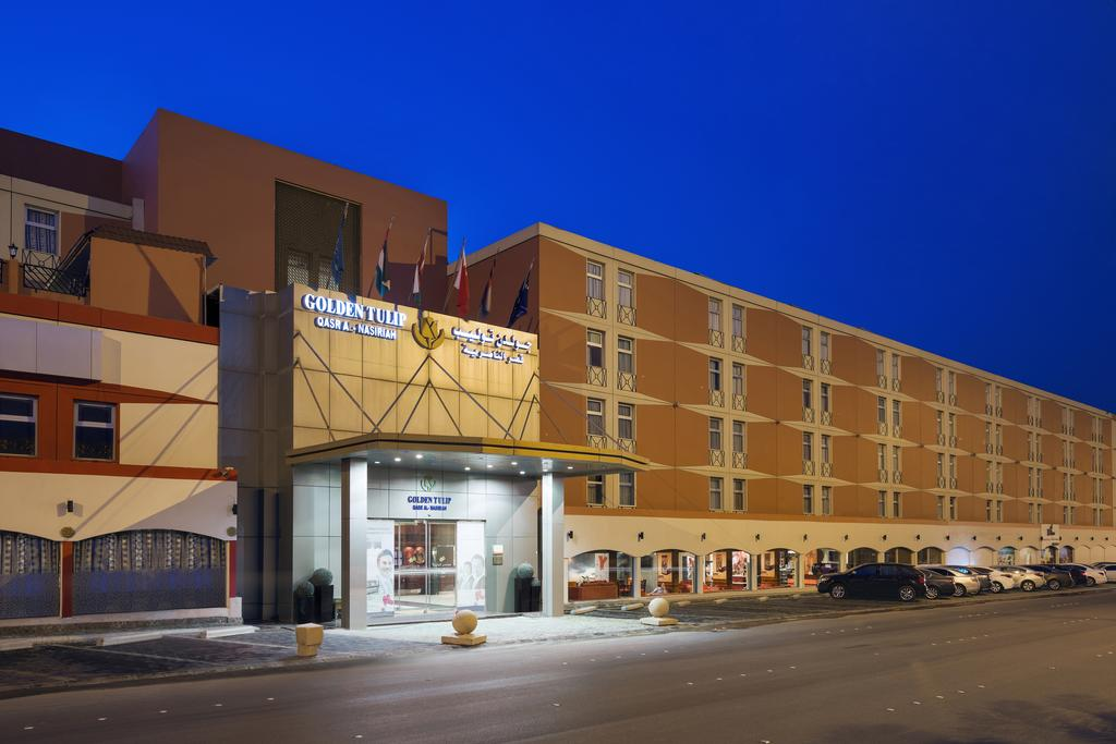 تقرير شامل عن فندق جولدن توليب قصر الناصرية الرياض