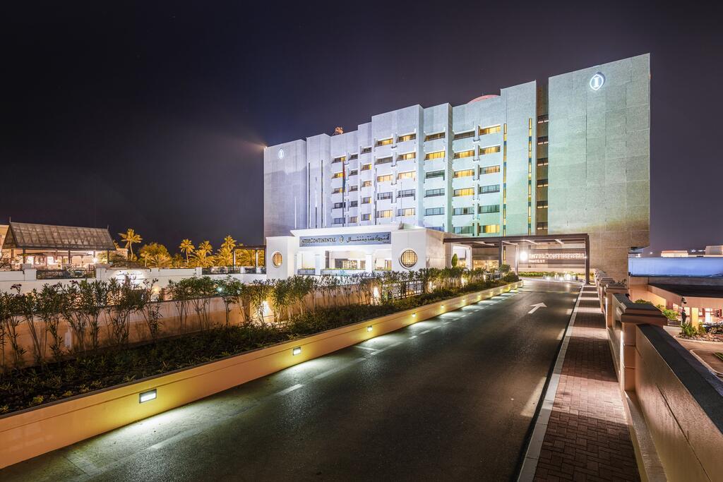 تقرير مميز عن فندق انتركونتيننتال مسقط