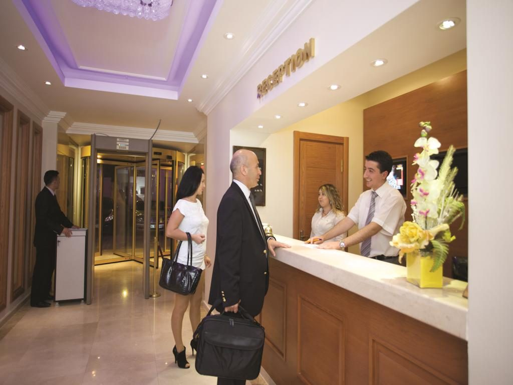 فندق سيتي اسطنبول