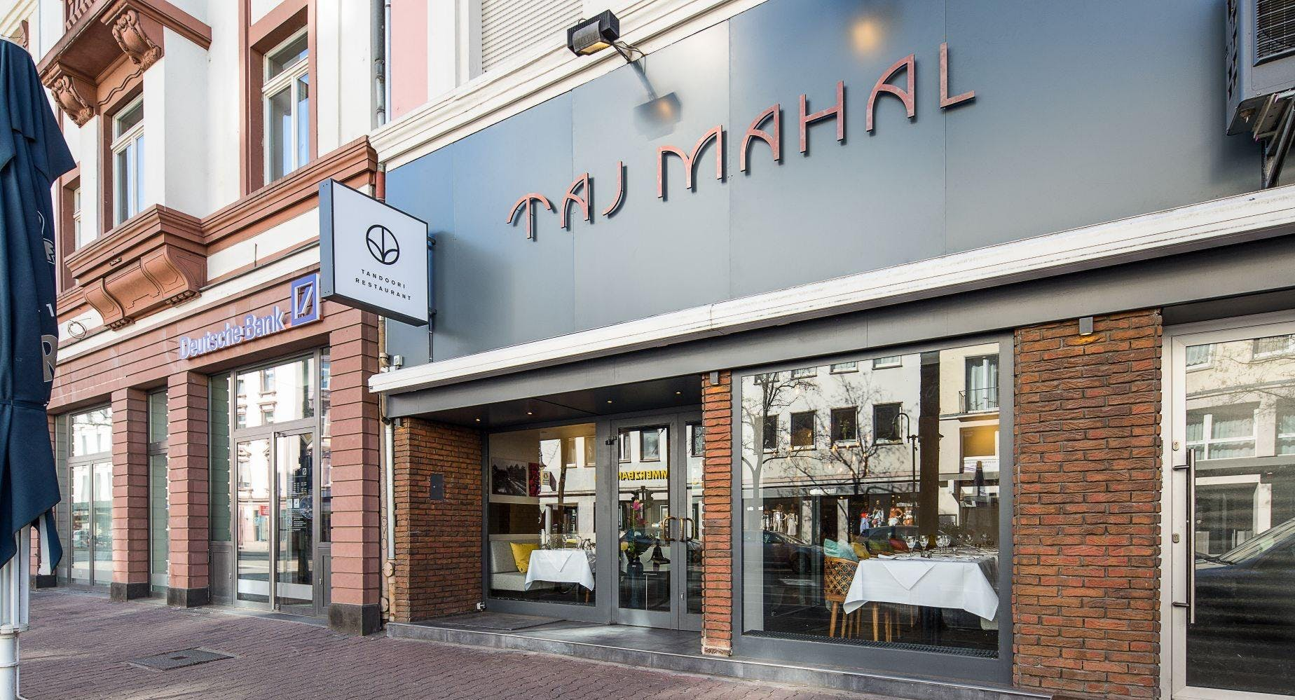 مطاعم فرانكفورت