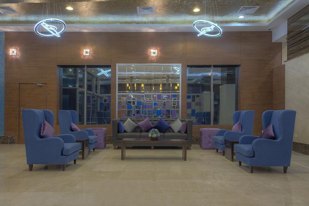 لوبي فندق اوركيد فيو دبي