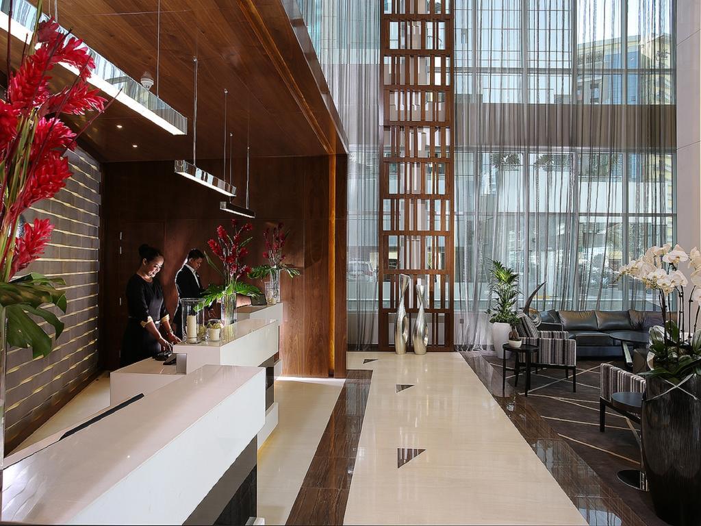 تقرير كامل عن فندق اوريس ان المهنا دبي