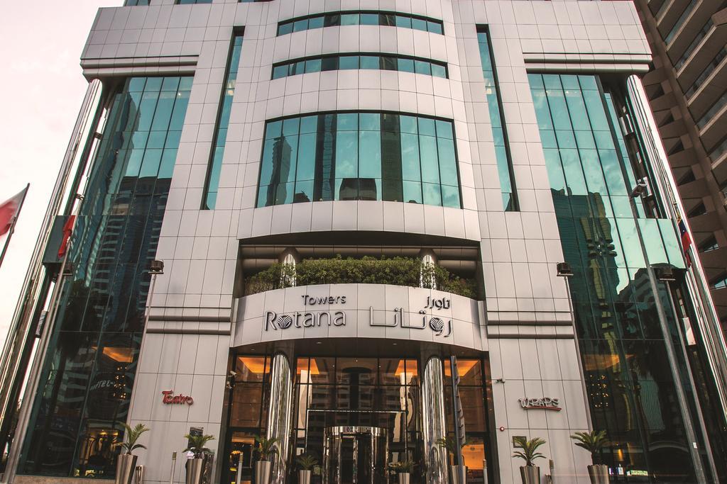 تقرير شامل عن فندق تاورز روتانا دبي