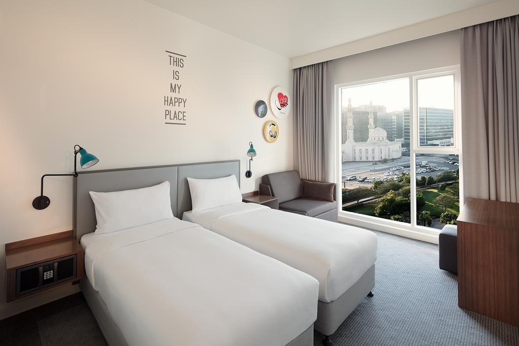 فندق روف سيتي سنتر دبي