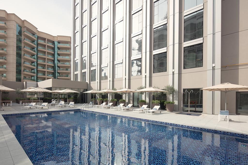 فندق روف المدينة الطبية دبي