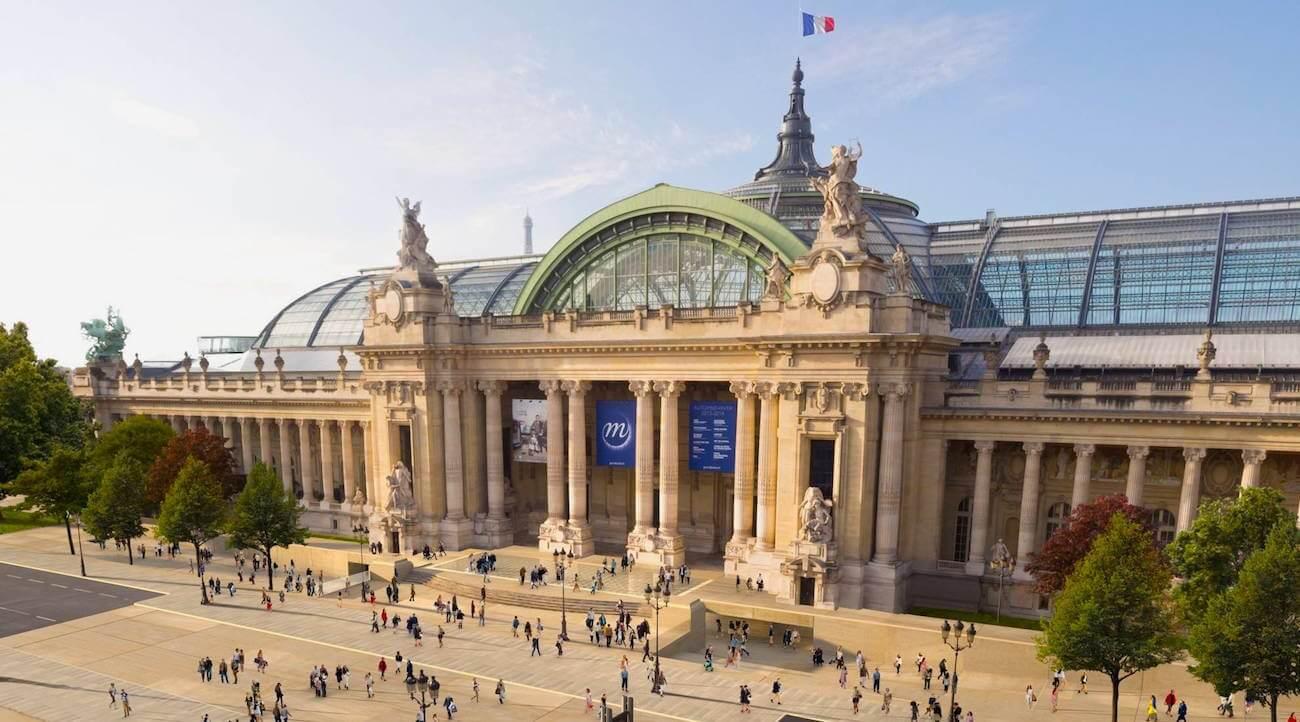 القصر الكبير بباريس