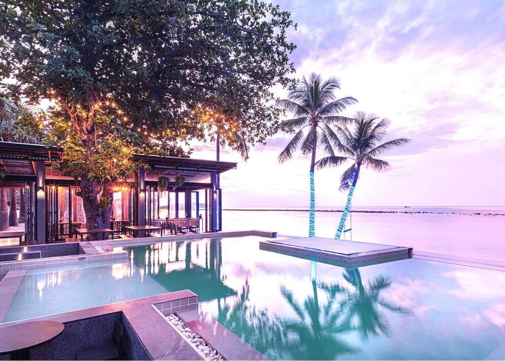فندق Lub d Koh Samui Chaweng Beach