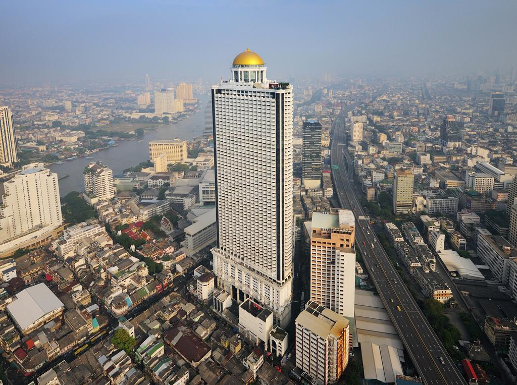 Tower Club at lebua (The World's First Vertical Destination)