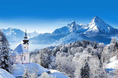 افضل 3 وجهات للسياحة الشتوية في المانيا