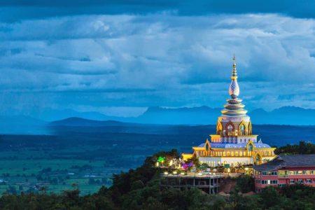 افضل 9 اماكن سياحية في شنغماي تايلاند