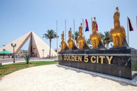 تقرير شامل عن فندق جولدن فايف الغردقة