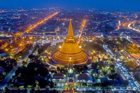 افضل 7 اماكن سياحية في بانكوك تايلاند