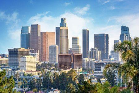 اين تقع لوس انجلوس وما اهم المدن القريبة من لوس انجلوس