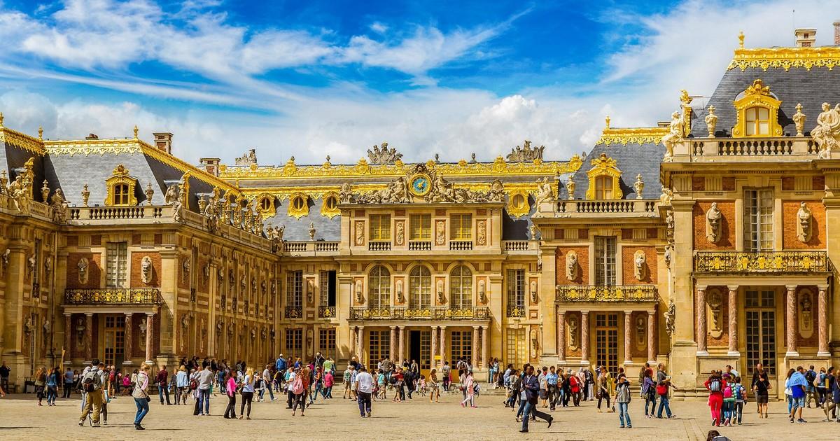مبنى قصر فرساي