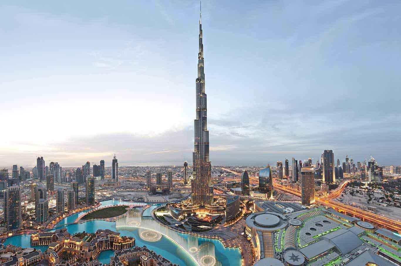 تقرير كامل عن فندق فورتيون بارك دبي