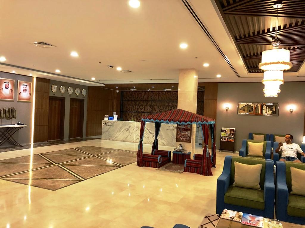 فندق فورتيون بارك دبي