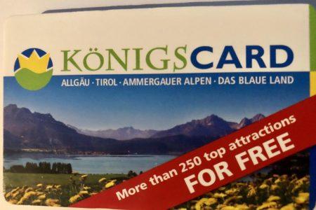 كيف احصل على بطاقة koenigscard