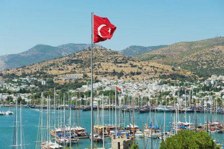 تقرير مصور عن اجمل مدن الريفيرا التركية