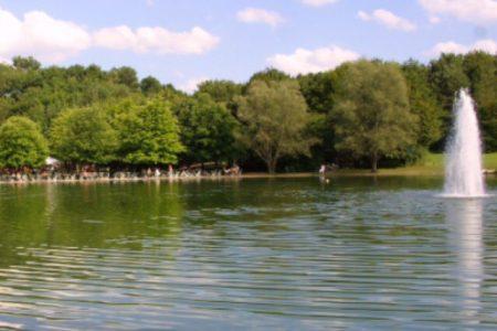 تقرير فيديو و صور عن حدائق ميونخ