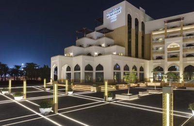 تقرير فيديو و صور عن فندق النجادة الدوحة