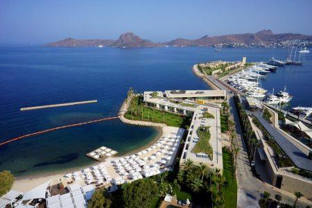 تقرير مصور عن فندق ياليكافاك مارينا بيتش تركيا