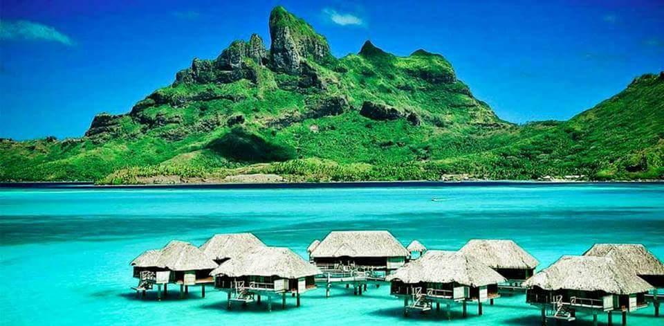 مقارنة بين اجمل 4 جزر سياحية