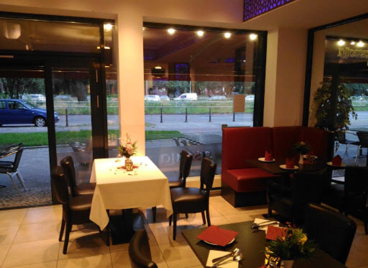 مطعم اصالة باريس
