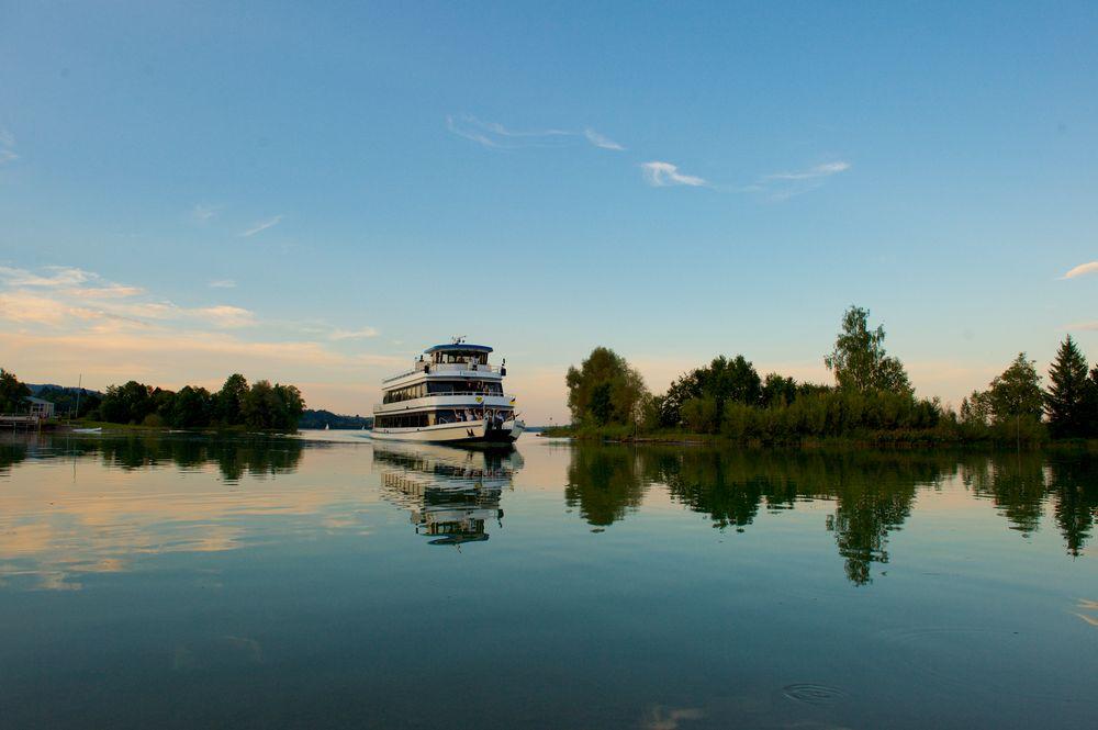 بحيرة فورجنسي المانيا