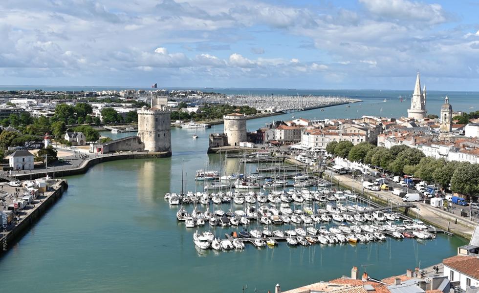 تقرير عن مدينة لاروشيل فرنسا مع الصور