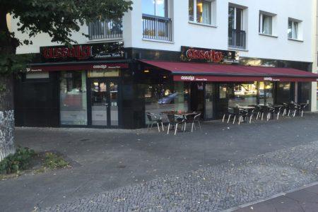 تقرير عن مطعم اصالة في برلين مع الصور