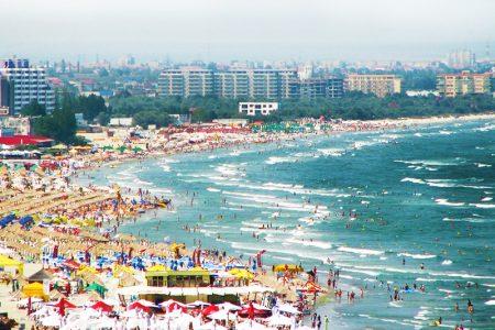 تقرير مصور عن شاطئ مامايا في كونستانتا