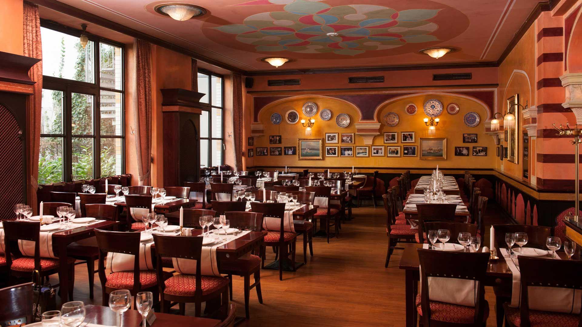 مطعم حصير التركي برلين
