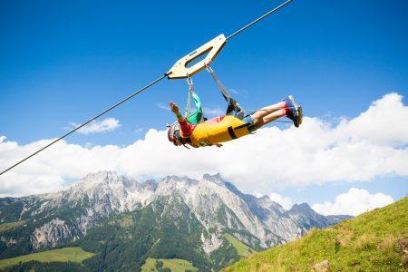 تجربتي في زحليقة فيلاينق فوكس النمسا