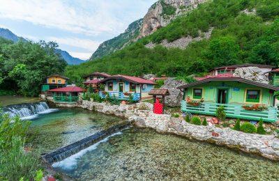 القرية الفندقية ايكو فيلديج البوسنة تقرير مع الصور