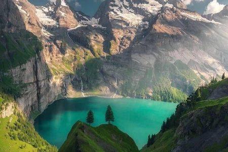 بحيرة اوشن سي سويسرا تقرير مع الصور