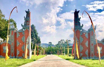 تقرير صور و فيديو عن حديقة تامان لمبا ديواتا اندونيسيا