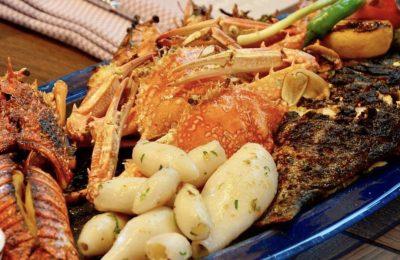 اشهر 7 اطباق رئيسية في مطعم الماشوة دبي (مطعم القارب)