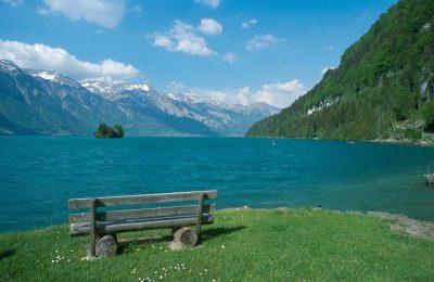 بحيرة برينز سويسرا تقرير مع صور و فيديو