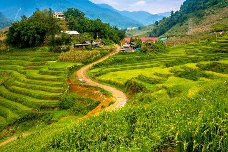 تجربتي السياحية في مدينة سابا فيتنام