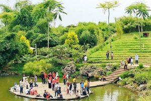 يوم غني بالاماكن السياحية الجميلة – باندونق
