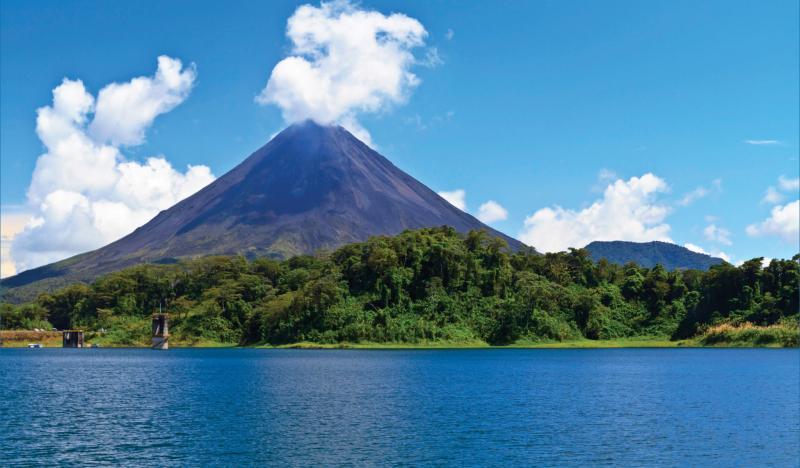 تقرير رحلتي الى كوستاريكا و كوبا و غواتيمالا