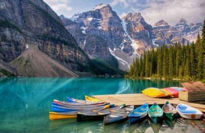 بحيرة لويز كندا تقرير مع صور و فيديو