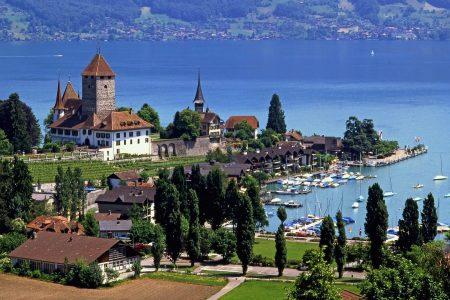 مدينة ثون سويسرا و اشهر معالمها
