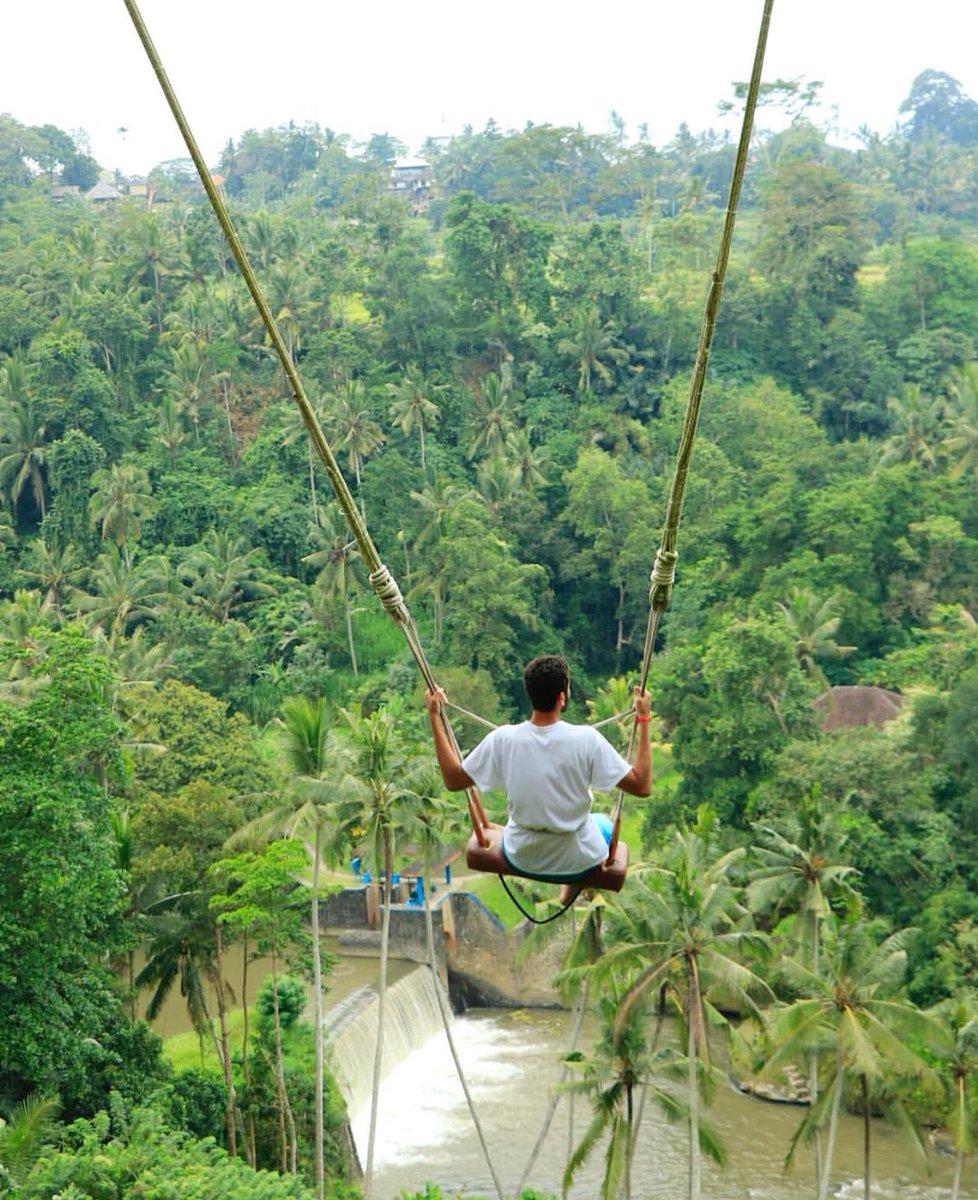 ارجوحة بالي في اندونيسيا