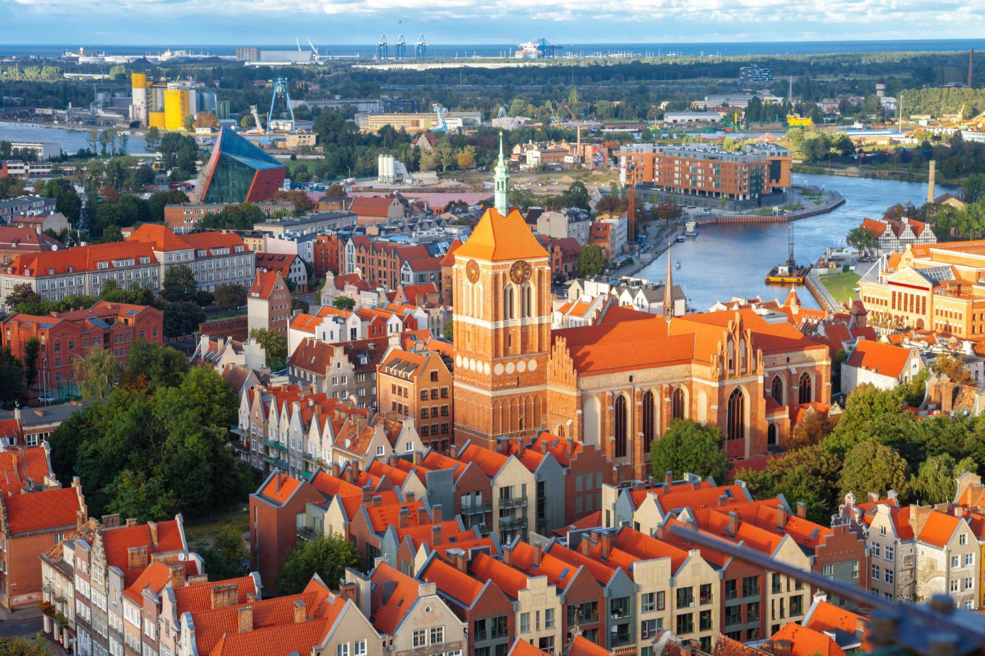 صورة رائعة لبولندا